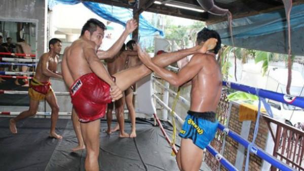 Bangkok: To καλύτερο μέρος για να μάθεις Muay Thai