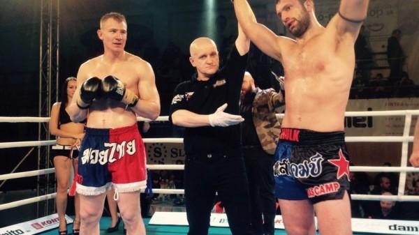 Νίκη με ΚΟ για τον Γρηγορακάκη στη Σλοβακία!