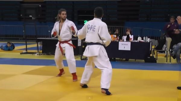 Δυνατή παρουσία στο πανελλήνιο Jiu Jitsu για το Πολύμαχον Πετρούπολης