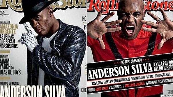 Όταν ο Anderson Silva χόρευε α λα Michael Jackson έξω από το ρινγκ!