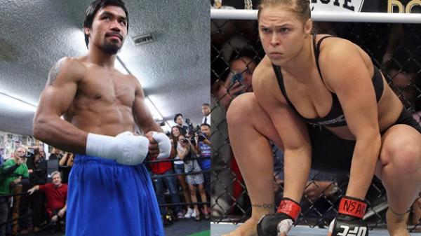 Ronda Rousey: Θα περάσει δύσκολα ο Mayweather στα χέρια του Pacquiao
