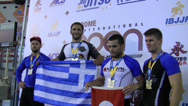 16 ελληνικά μετάλλια στο Open Πανευρωπαϊκό No Gi!