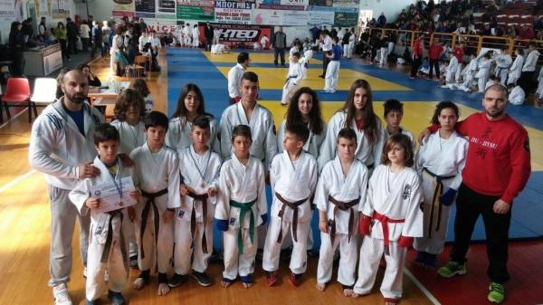 Διακρίσεις για τη Σχολή Πολεμικών Τεχνών Μετεώρων στο Διασυλλογικό Πρωτάθλημα Στ.Ελλάδος Ju Jitsu