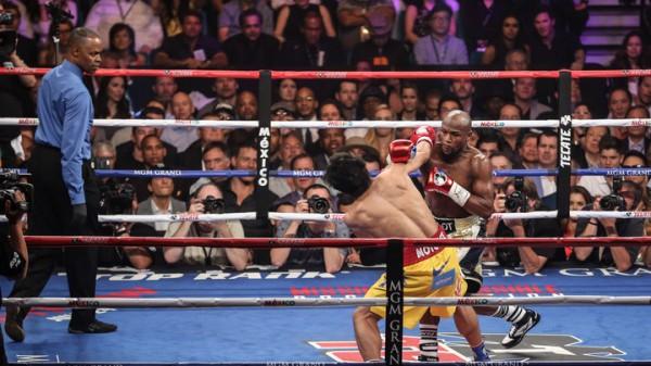 Floyd Mayweather: Να είστε απογοητευμένοι με τον Pacquiao όχι με μένα