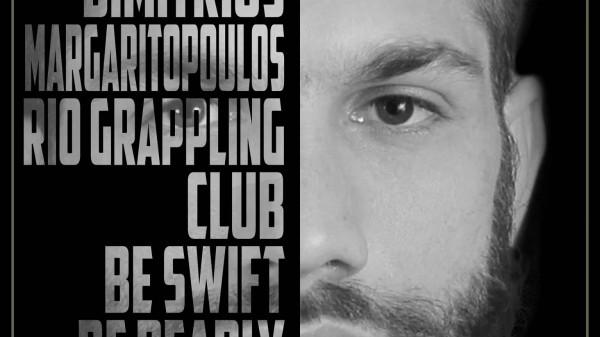 Ο Δημήτρης Μαργαριτόπουλος στο κλουβί του Cage Survivor 4!