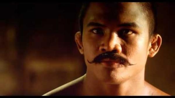 To fight scene του Buakaw στην ταινία Yamada