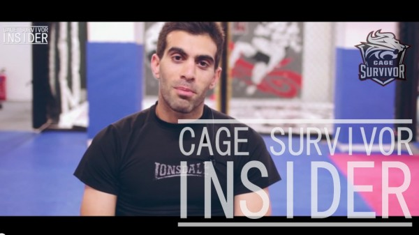 Cage Survivor Insider: Γνωρίστε τον Αλέξανδρο Πετρίδη (ΒΙΝΤΕΟ