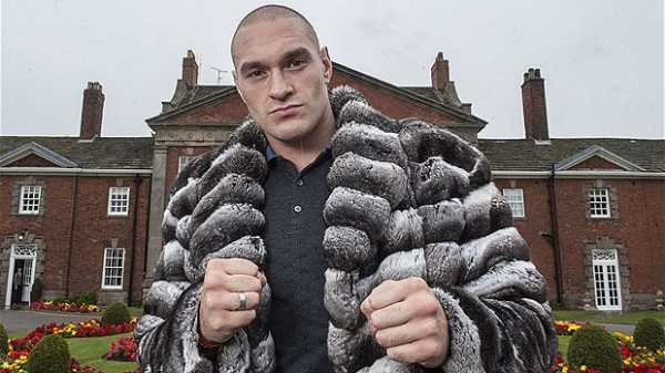 Aποφασισμένος ο Fury: Θα διαλύσω τον Klitschko!