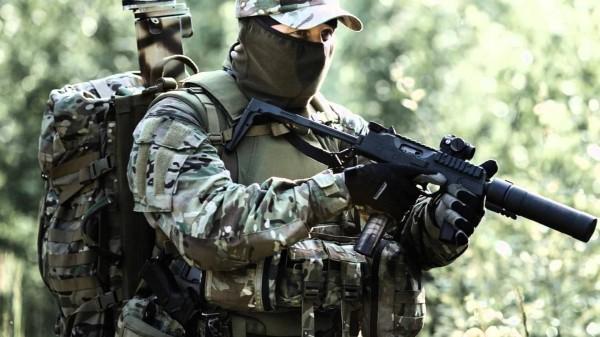 Το Systema Spetsnaz στον Ελληνικό στρατό!