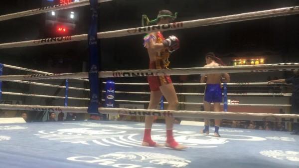 Νίκη για Σάββα Μιχαήλ στην Ταϊλάνδη