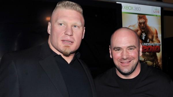 Brock Lesnar: Καλύτερος από τον Dana ο McMahon!