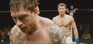 Tom Hardy as Tommy Conlon in Warrior 12
