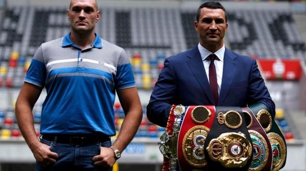 Ξανά στο πρόγραμμα το Klitschko – Fury!