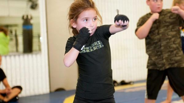 Fight Academy:Μέχρι τέλος βδομάδας η προσφορά για δωρεάν μαθήματα στο παιδικό τμήμα