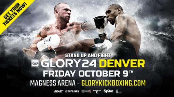 Όλη η κάρτα του Glory 24 με το heavyweight τουρνουά