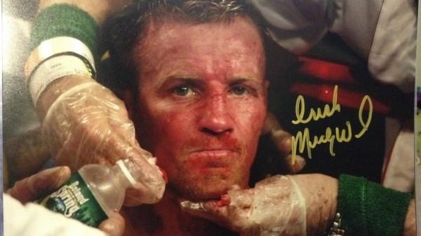 O Micky Ward στο Hall of Fame της πυγμαχίας!