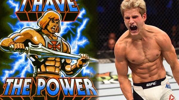 Είναι ο Sage Northcutt ο HE-MAN του UFC;;;