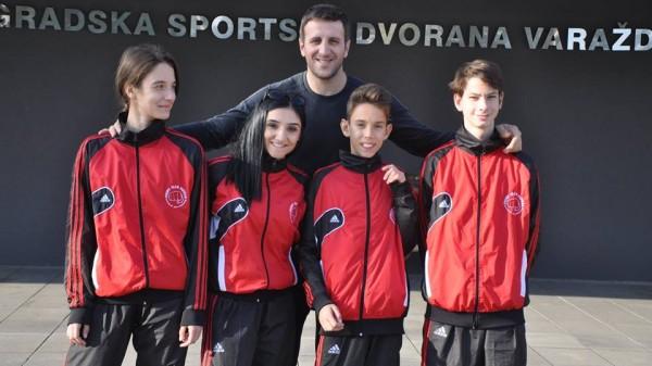 Γεμάτη εμπειρίες γύρισε η ομάδα του FIGHT CLUB PATRAS από την Κροατία
