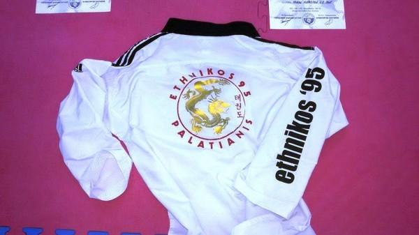 Α.Σ Taekwondo Εθνικός 95:Προκρίσεις για το πανελλήνιο πρωτάθλημα παίδων κορασίδων