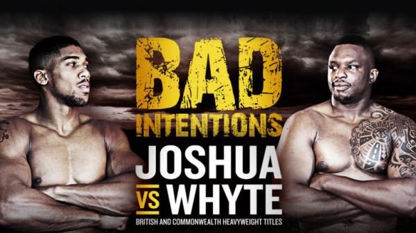 Whyte:Θα κερδίσω για δεύτερη φορά τον Joshua