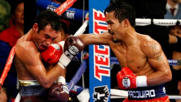 Σαν σήμερα ο Pacquiao «τελείωσε» την καριέρα του De La Hoya!