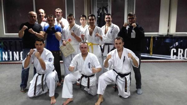 Αθλητικές επιδείξεις του Α.Σ. Σωκράτη και του Kinesis Fight Club