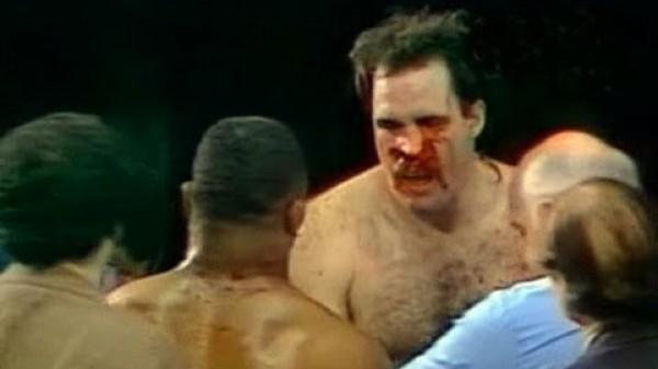 Όταν ο 19χρονος Tyson… κατέβαζε τον Scaff!