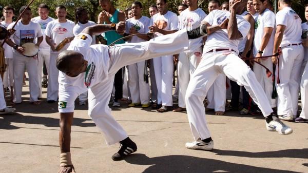 Oι Βραζιλιάνοι θέλουν το Capoeira στους Ολυμπιακούς