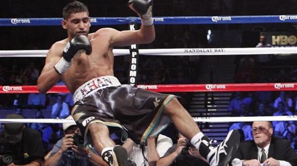 Θα αντέξει τα τερατώδη χτυπήματα του Canelo το… κρυστάλλινο σαγόνι του Amir Khan;