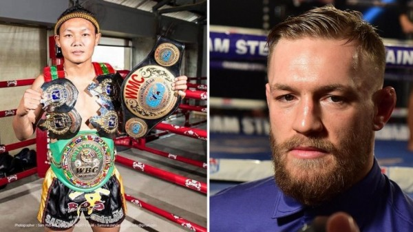 Κορυφαίος Thai Fighter προκαλεί τον McGregor!