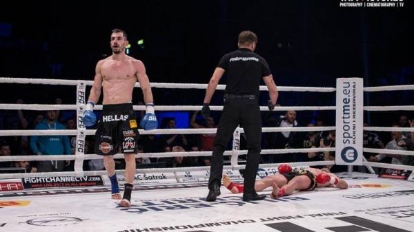 Στο UFC Fight Pass το νέο Grand Prix του Καπώνη