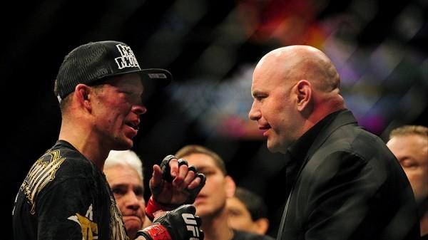 Δεν «κανόνισε» ο Dana την επιστροφή του Diaz