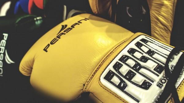 Kέρδισε 1 ζευγάρι γάντια PERSANI PRO FIGHT