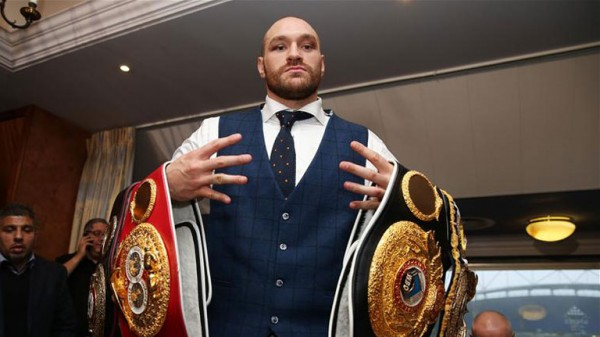 O Tyson Fury αποκαλύπτει τον αντίπαλο που θέλει και δεν είναι οι Joshua και Wilder