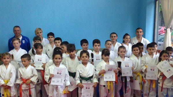 Εξετάσεις ζωνών στο «Diogenis Team Karate Wado Ryu»
