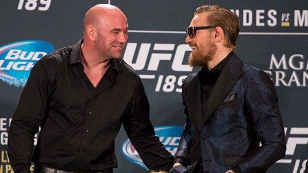 Ο Dana… κάρφωσε McGregor και… Ρωσία!