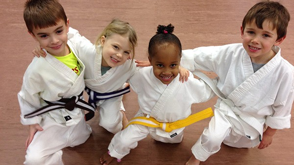 Πως να διαλέξεις σχολή πολεμικών τεχνών για το παιδί σου