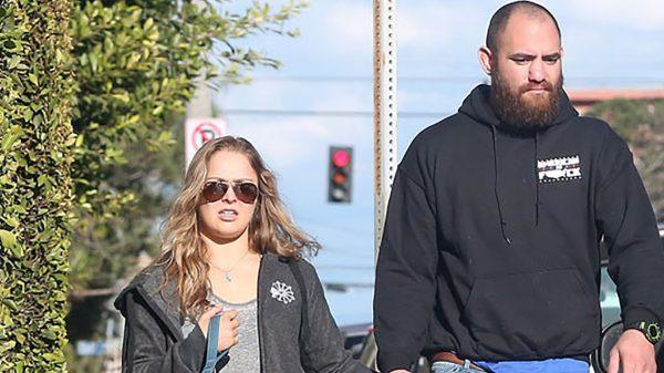 Travis Browne: Η Rousey με έβαλε στον ίσιο δρόμο