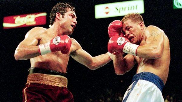 Μποξ για «κακούς» με Gatti – De La Hoya