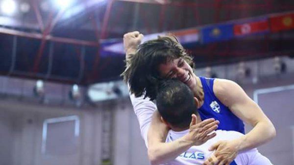 Πρεβολαράκη: «Στο Ρίο δεν είμαι φαβορί, αλλά στον αθλητισμό γίνονται εκπλήξεις»