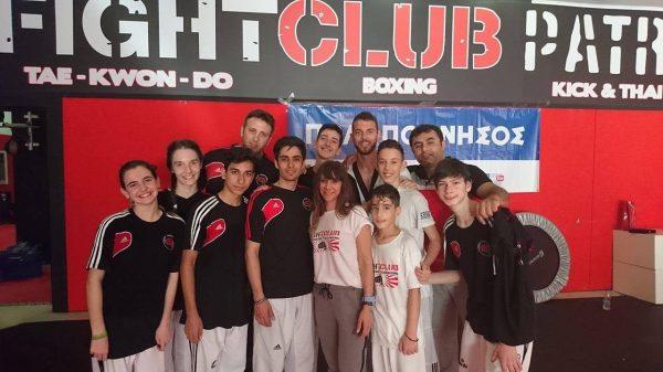 Fight Club Patras: Όλα έτοιμα για μία σούπερ σεζόν