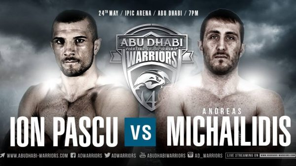 Αφιέρωμα στη μάχη του Μιχαηλίδη από το Abu Dhabi Warriors