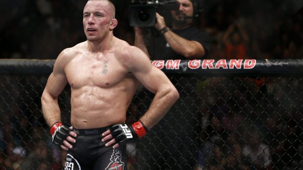 Georges St. Pierre VS Bisping (;)