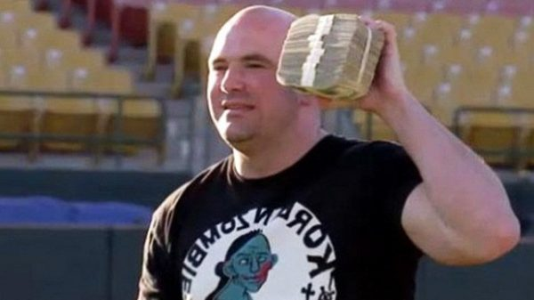 Dana: «McGregor vs. Mayweather και τέλος»