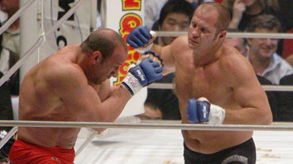 To UFC απελευθέρωσε παιχνιδάρα του Fedor από το Pride FC! (Βίντεο)