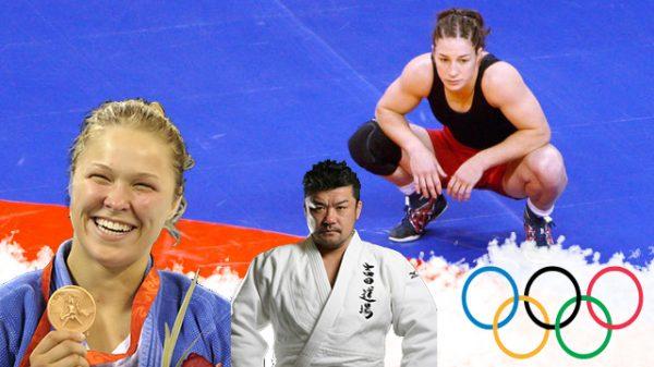 Οι Ολυμπιονίκες του ΜΜΑ!