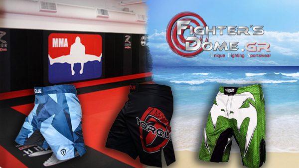 Fightshorts: Από την προπόνηση, στην παραλία!