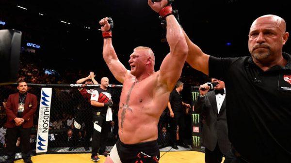 Είναι «ζωντανό» το Jones vs. Lesnar