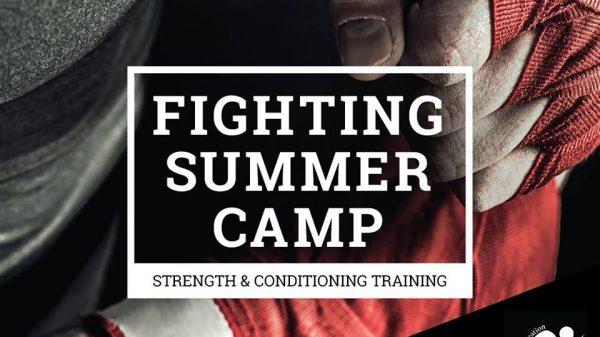 Κ-1 Gym – Recreation Fitness Team: Έρχεται το Fighting Summer Camp!