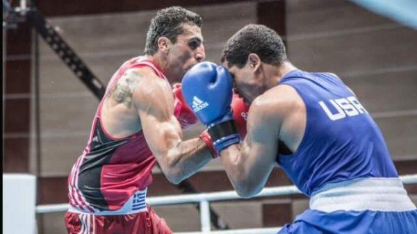 Ο Τσαγκράκος στη Βενεζουέλα για το όνειρο των Ολυμπιακών